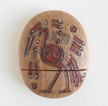 оригинальная деревянная флешка на заказ